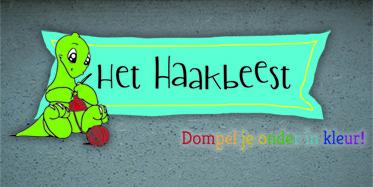 Restyle logo en huisstijl Het Haakbeest