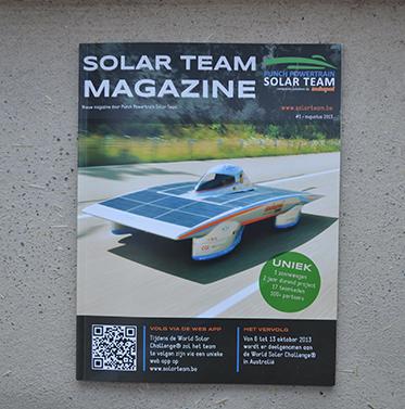 Solar Team Magazine