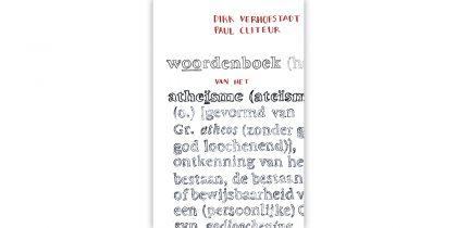 Cover 'Atheïstisch Woordenboek'