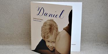 Geboortekaartje Daniel